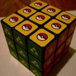 new pokemon rubiks cube design