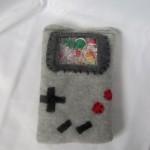 stuffed nintendo gameboy bag