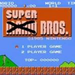 super mario brothers michael jackson video game