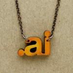 adobe creative suite necklaces