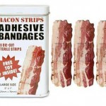 bacon strips band aids