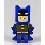cool batman superhero lego art