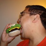 Burger Crochet Is Completely Fat Free2