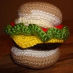 Burger Crochet Is Completely Fat Free3