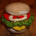 Burger Crochet Is Completely Fat Free4