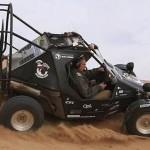 parajet automotive dune buggy design