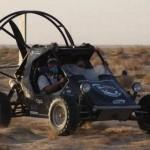 parajet automotive dune buggy