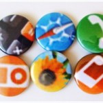 cool iphone icons buttons set