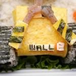 cool wall e bento lunch