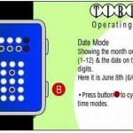 tibida tokyoflash watch date mode