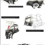 Ecto-2 Presents Ghostbusters Concept Hummer2