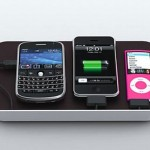 multi gadgets charging station