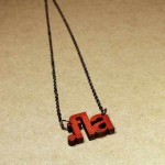 adobe flash necklace