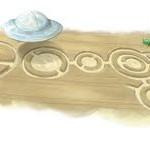 google doodle crop circles