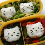 hello kitty bento lunchbox art
