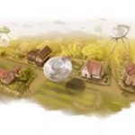 hg wells war of the worlds google doodle