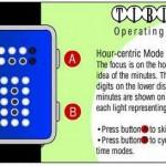 tokyoflash tibida watch hour mode