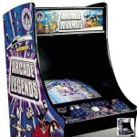 Legendary Full Size Arcade Gaming Console2