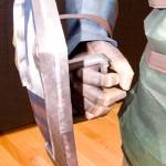 link shield papercraft