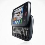 motorola cliq google android smartphone open slider keyboard