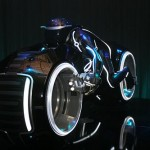 new tron legacy black light cycle