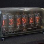 nixie-clock