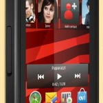 nokia x6 touchscreen cellphone