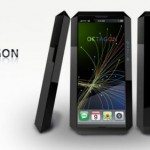 Octagon: The Phone With A Sharp Edge1
