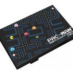 pacman arcade game business card holder