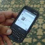 palm pixi smartphone images