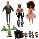 pee wee playhouse action figures