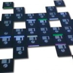 Space Invaders Art From Recycled Floppy Disks Is A Total Recall3