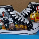 super mario brothers shoes