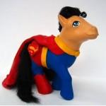 superman my little pony