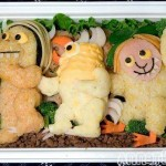 where the wild things are bento lunchbox