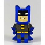 batman lego art