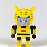 bumblebee trasnformers lego character