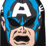 captain america ski mask