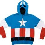 cool captain america costume