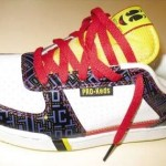 cool pacman shoes design