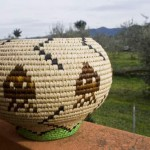 cool space invaders baskets