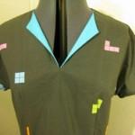 cool tetris dress