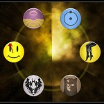 cool watchmen button design