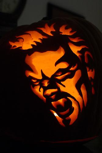 david lost boys pumpkin