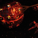 death star pumpkin carving art
