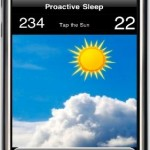 how to sleep better with iphone