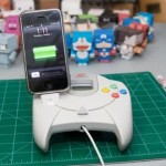 iphone dock sega dreamcast controller