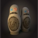 korn band matryoshka doll