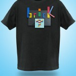 lego brick shirt