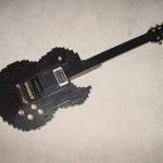 lego les paul guitar